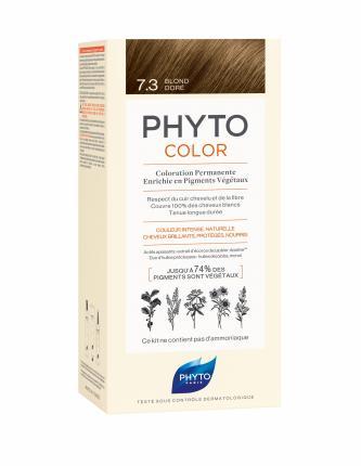 Phytocolor 7,3 Goldblond Ohne Ammoniak