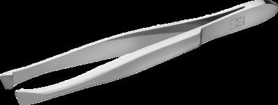 APOLINE Pinzette schraeg 8 cm verchromt