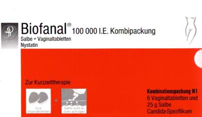 Biofanal 100000 I.E.