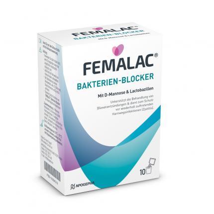 FEMALAC Bakterien-Blocker