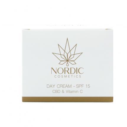 NORDIC Cosmetics CBD Tagescreme