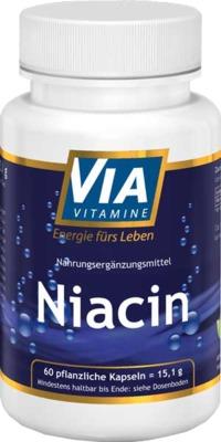 NIACIN VITAMIN B3 Kapseln