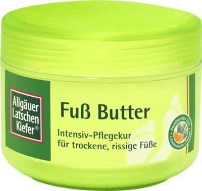 Allgäuer Latschen Kiefer Fuß Butter