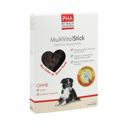 PHA MultiVitalStick für Hunde