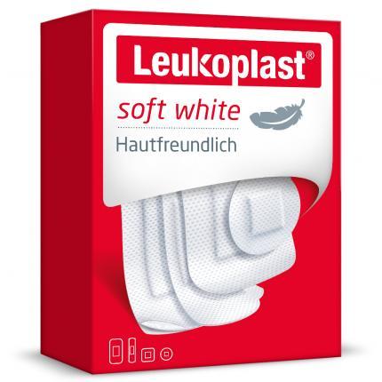 Leukoplast Soft (30 ST; 4 Größen)