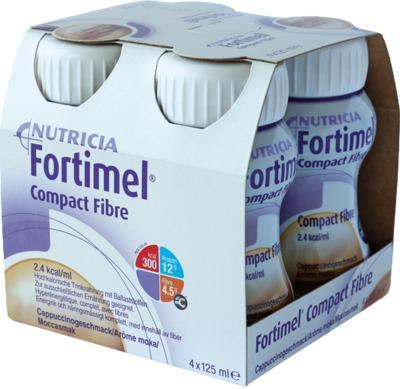 FORTIMEL Compact Fibre Cappuccino