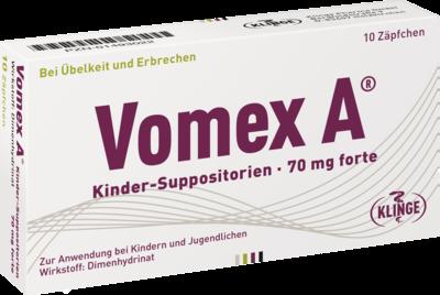 Vomex A Kinder 70mg forte