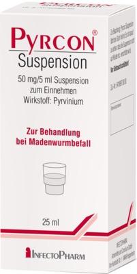 PYRCON Suspension 50 mg/5 ml