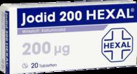 Jodid 200μg HEXAL