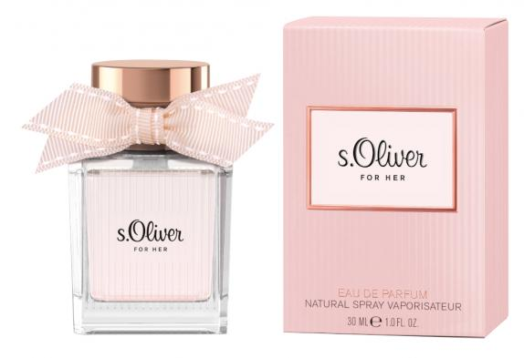 s.Oliver FOR HER EDP