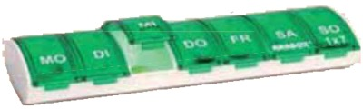 ANABOX 1x7 grün