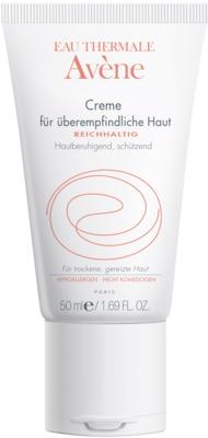 Avène Creme für überempfindliche Haut Reichhaltig