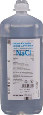 ISOTONE Kochsalz-Lösung 0,9% Braun Ecoflac Plus