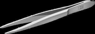 APOLINE Pinzette spitz 8 cm verchromt