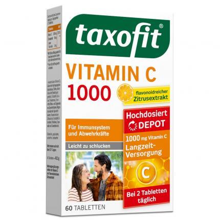TAXOFIT VITAMIN C1000 DEPO
