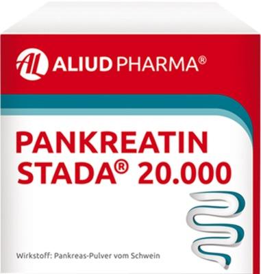 PANKREATIN STADA 20000 Aliud