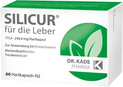 Silicur für die Leber