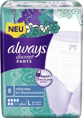 ALWAYS discreet Inkontinenz Pants plus large