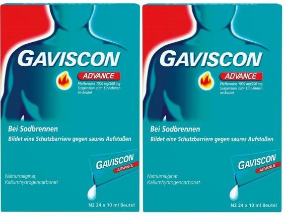 GAVISCON ADVANCE Beutel Doppelpack