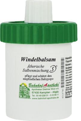 Windelbalsam Ätherische Salbenmischung