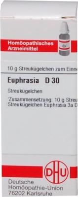 EUPHRASIA D 30 Globuli
