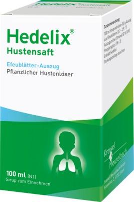 Hedelix Hustensaft