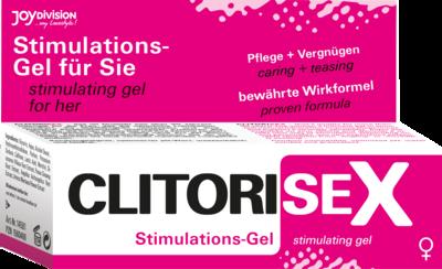CLITORISEX Stimulations Gel
