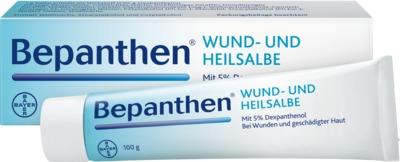 Bepanthen WUND- UND HEILSALBE