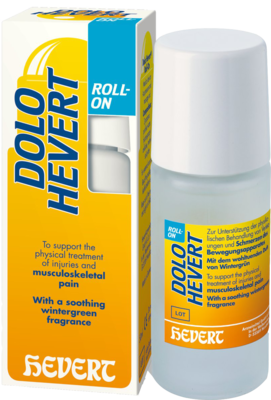 DOLO HEVERT Roll-on Einreibung