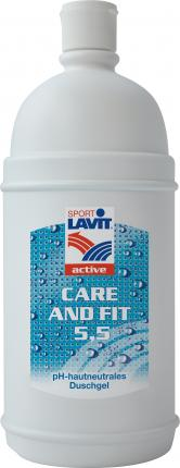 SPORT LAVIT Care & Fit Duschgel