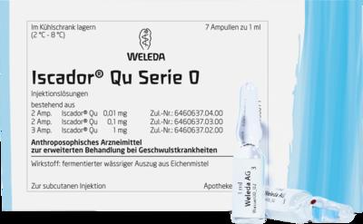 ISCADOR Qu Serie 0 Injektionslösung