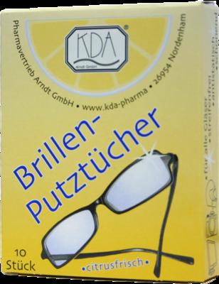 BRILLENPUTZTÜCHER KDA