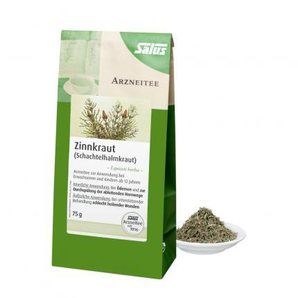Zinnkraut Tee Schachtelhalmkraut Salus