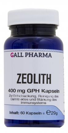 ZEOLITH 400 mg GPH Kapseln
