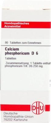CALCIUM PHOSPHORICUM D 6 Tabletten