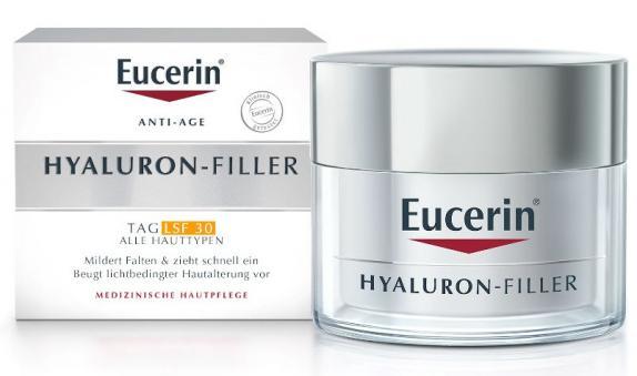 Eucerin ANTI-AGE HYALURON-FILLER TAG LSF 30 ALLE HAUTTYPEN