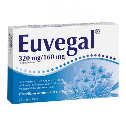 Euvegal 320mg/160mg