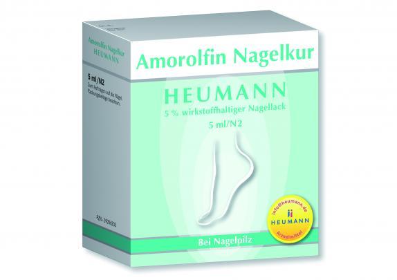Amorolfin Nagelkur Heumann 5%