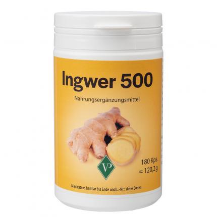 Ingwer 500