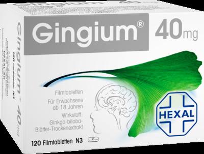 Gingium 40mg