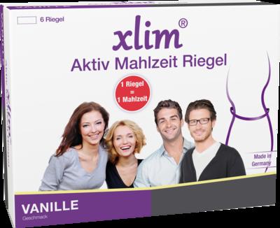 XLIM Aktiv Mahlzeit Riegel Vanille