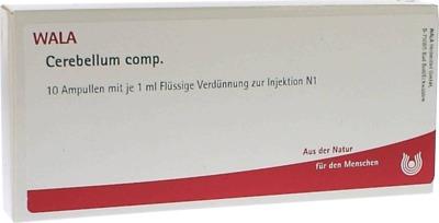 Cerebellum comp.