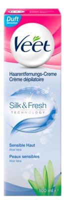 VEET Haarentfernungscreme sensitive