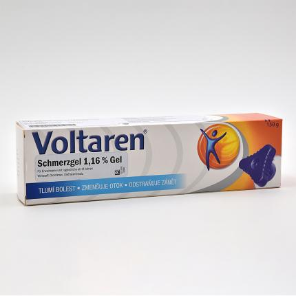 Voltaren Schmerzgel 1,16%