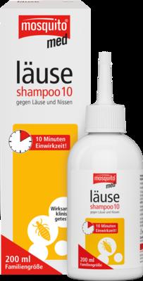 MOSQUITO med Läuse Shampoo 10