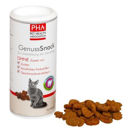 PHA GenussSnack Pellets für Katzen