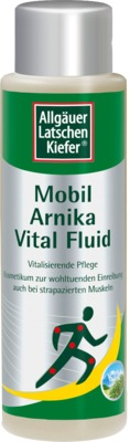 Allgäuer Latschen Kiefer Mobil Arnika Vital Fluid