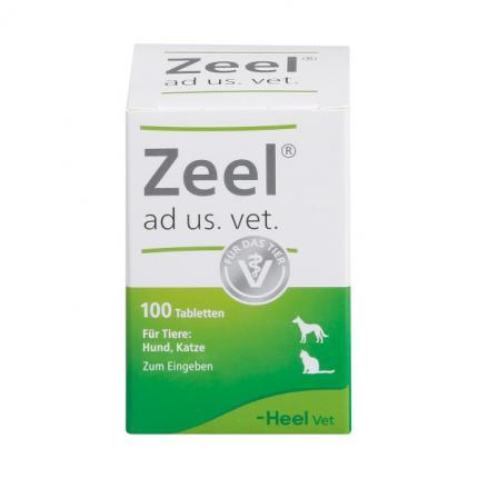 Zeel ad usus veterinär Tabletten