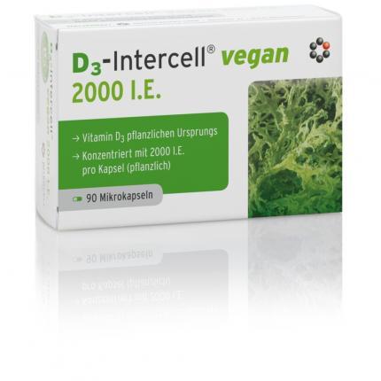 D3 INTERCELL VEGAN 2000 IE