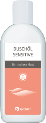 SPITZNER Duschöl Sensitive